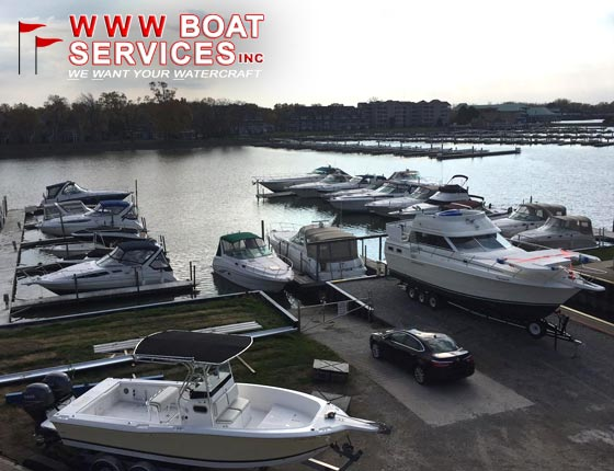 Get your boat serviced at WWW Boat Services Inc  | Boat Repair and